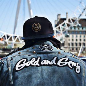 goldandgembackground