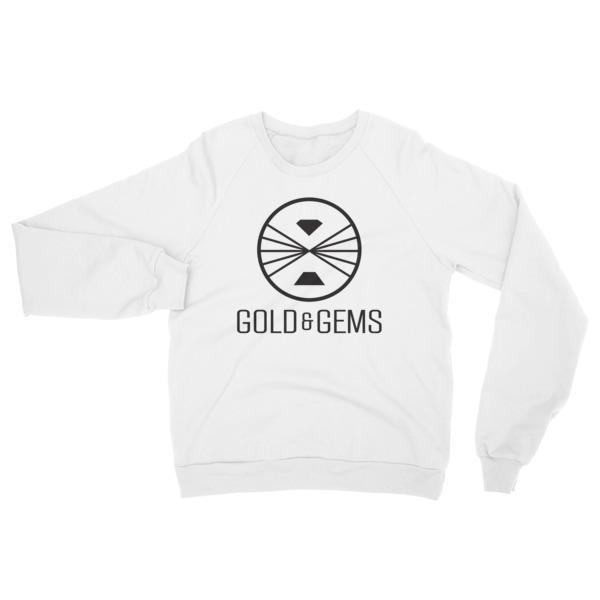 Gold & Gems crewneck