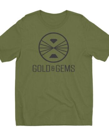Gold & Gems tee